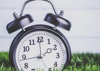 Daylight Savings Checklist