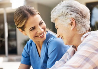 Feel the Difference at Charter Senior Living