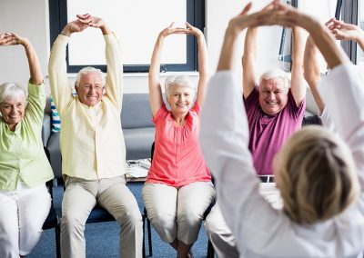 Promoting Senior Wellness with Physical Therapy
