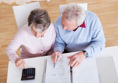 Tips for saving money for senior living care