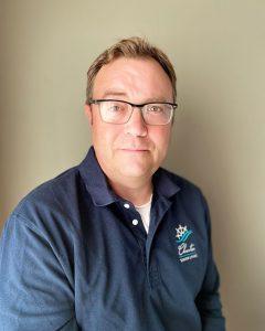 Nick Lemke, Senior Director of Facility Operations